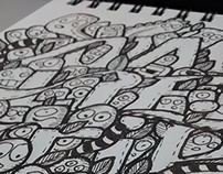 Doodle One life trip - Wilmai