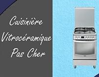 Cuisinière Vitrocéramique Pas Cher