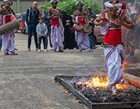 Kandyan Dance & Fire Walking !
