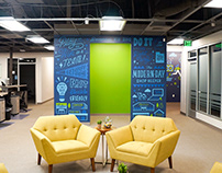 Snap Finance Murals