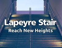 Lapeyre Stair Website Design