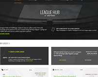 League Hub, DraftKings