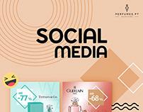 Perfumes.pt | Social Media