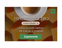 Banners - Nespresso