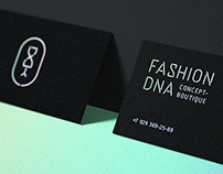 FASHION DNA concept-butique identity
