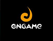 ONGAME | Atualização de Logo