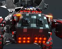 Black Knight Tank Concept