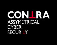 CONTRA Logo and Branding