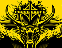Elk ATV wrap - Phone Skope