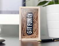 Funky Business® NY'16 Gift — Package Design
