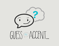Guess My Accent (Game App)