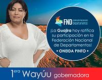 Federación Nacional | Por Sebastián Marín ®