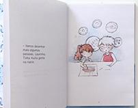 Três Navios • livro infantil
