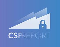 CSPREPORT - UI/UX & Branding