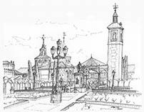 Alcalá de Henares sketchbook #2