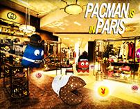 Pacman inspiration