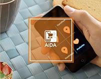 Aida, l'app che ti guida