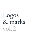 Logos and marks, vol.2