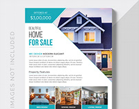 Business commercial brochure with image Free Psd