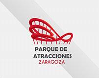Rebranding Parque de atracciones de Zaragoza