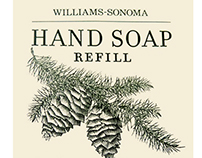 Williams Sonoma Packaging Illustrated by Steven Noble