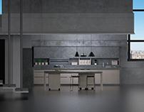 Culinae - Kitchen Furniture System