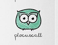 Phocuscall branding