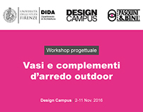 Workshop Pasquini & Bini   2016