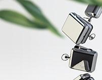 Apple Pocket Watch Case concept
