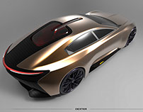Noble 4-Door Coupe Design-sponsor project,9-week