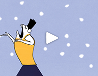 Happy Holidays - Christmas Animation