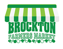 Brockton Farmers Market - Logo and Poster