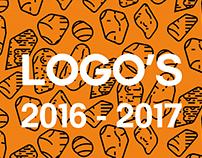 Logo's 2016 - 2017