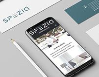 SPEZIA - Branding, Web, Catalogue Design