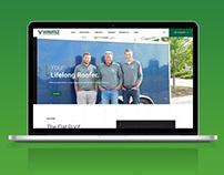 Versatile Commercial Flat Roofing Website