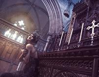 Gothic Portrait Commission