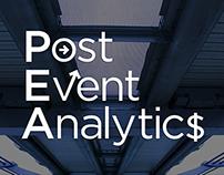 Post Event Analytics