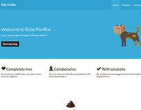 Ruby FunBox website & workshop