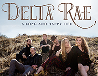 Delta Rae / Branding