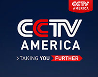 "CCTV America ""Taking you Further"""