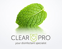 ClearPro Identity & Website