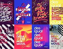 Desigual - Posters 2X19