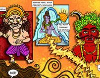 The legend of kirtimukha