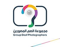 هوية ل مجموعة الصم المصورين