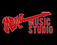 ZABALA MUSIC STUDIO LOGO