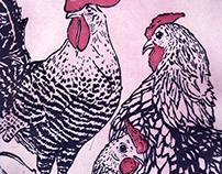 Chicken Crew