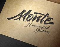 Monte - Handcrafted Guitars