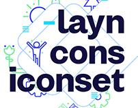 Layncons Iconfont