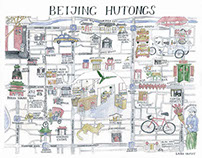 Beijing Hutong Map, Personal Commission