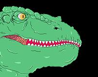Prehistoric Headshot